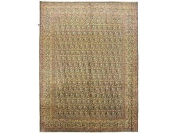 Kerman Teppich Orientalischer Teppich 417x317 cm Handgeknüpft Klassisch