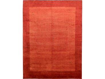 Perser Gabbeh Kashkuli Limited Teppich Orientteppich 393x299 cm Handgeknüpft Modern