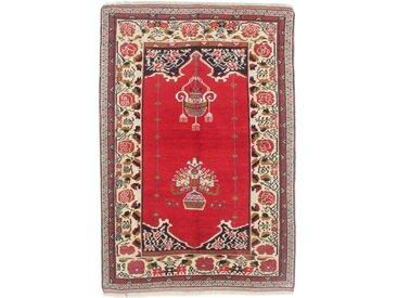Kelim Afghan Kondus Teppich Orientalischer Teppich 187x115 cm Handgewebt Klassisch