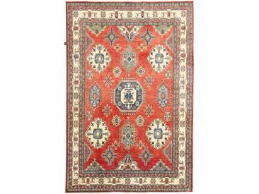Kazak  Teppich Orientalischer Teppich 301x201 cm Handgeknüpft Klassisch