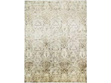 Sadraa Teppich Orientalischer Teppich 364x273 cm, Indien Handgeknüpft Design Modern