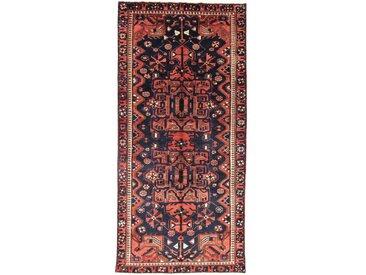 Bakhtiar Teppich Orientalischer Teppich 311x146 cm, Läufer Handgeknüpft Klassisch