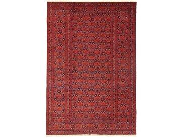 Turkaman Old Teppich Orientalischer Teppich 363x244 cm Handgeknüpft Klassisch
