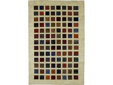 Perser Gabbeh Loribaft Teppich Persischer Teppich 296x197 cm Handgeknüpft Modern