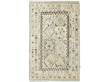 Kelim Afghan Heritage Teppich Orientteppich 251x159 cm Handgewebt Design Modern