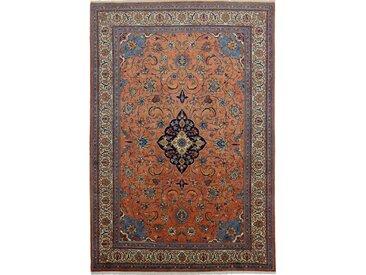 Sarough Teppich Orientteppich 359x247 cm Handgeknüpft Klassisch