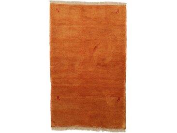 Perser Gabbeh Teppich Orientteppich 167x102 cm Handgeknüpft Modern