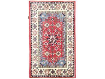 Kazak Teppich Orientalischer Teppich 159x98 cm Handgeknüpft Klassisch