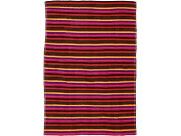 Kelim Fars Teppich Orientalischer Teppich 368x250 cm Handgewebt Klassisch