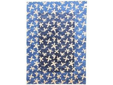 Ziegler Gabbeh Teppich Orientalischer Teppich 236x171 cm, Pakistan Handgeknüpft Modern