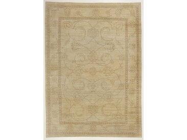 Perser Gabbeh Kashkuli Teppich Persischer Teppich 375x269 cm Handgeknüpft Modern