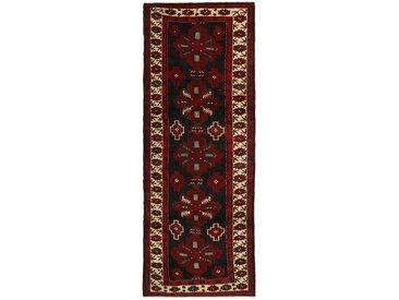 Belutsch Teppich Persischer Teppich 297x119 cm, Läufer Handgeknüpft Klassisch