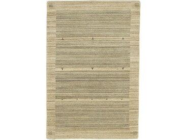 Loom Gabbeh Lori Teppich Orientalischer Teppich 150x100 cm, Läufer, Indien Handgeknüpft Modern
