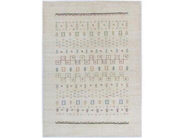 Perser Gabbeh Kashkuli Teppich Perserteppich 289x207 cm Handgeknüpft Modern