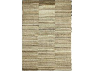 Kelim Fars Mazandaran Teppich Orientteppich 275x196 cm Handgewebt Klassisch