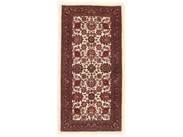 Bidjar Tekab Teppich Orientalischer Teppich 146x73 cm, Läufer Handgeknüpft Klassisch