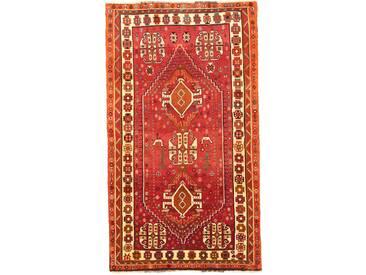 Ghashghai Teppich Orientalischer Teppich 204x117 cm Handgeknüpft Klassisch