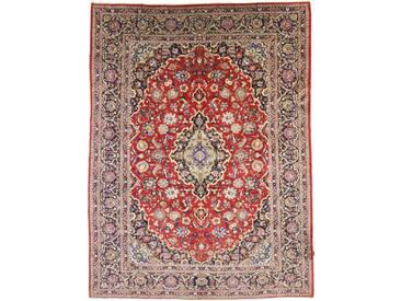 Kaschan Teppich Orientalischer Teppich 351x253 cm Handgeknüpft Klassisch