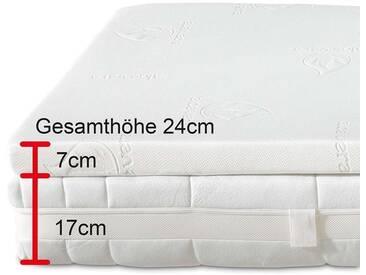 Best-Schlaf Matratzen-Set »Komfort PLUS«- 180 x 200 cm