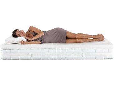 Sparset »De Luxe«: Best-Schlaf® Visko-Mineralschaum Wendeauflage, 7 cm dick & Nackenstützkissen »Premium De Luxe«- 180 x 200 cm