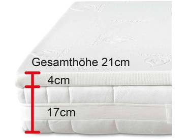 Best-Schlaf Matratzen-Set »Komfort« - 80 x 200 cm