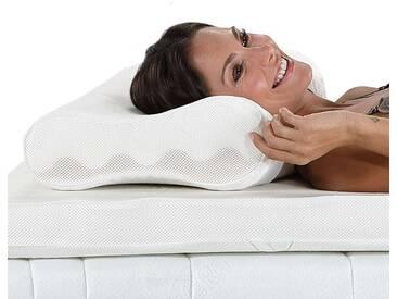 Best-Schlaf-Kissen »Premium De Luxe«-2er-Set 60 x 35 cm