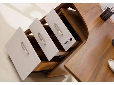 Moderner Schreibtisch für 3 Personen EVOLUTIO B205