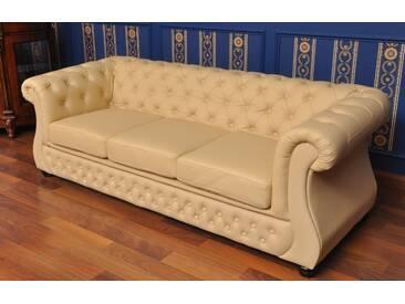 Sofa für 3 Personen CHESTER LUX