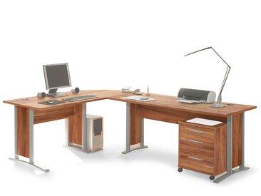 OFFICE LINE Winkelkombination, Material Dekorspanplatte,...