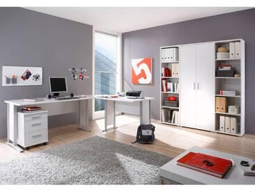 OFFICE LINE Heimbüro 7tlg weiss