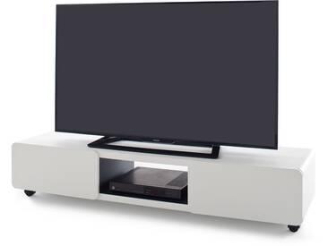 JAAP TV-Lowboard 140 cm, Material MDF, weiss