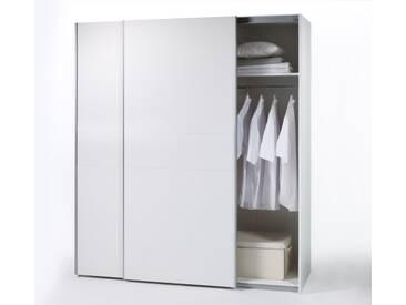 VANTA 2 Schiebetürenschrank, Material Dekorspanplatte, Weiss
