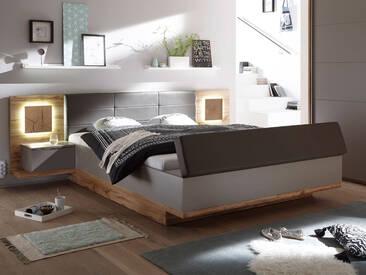CAMERON II Schlafzimmer mit Betttruhe, Material...