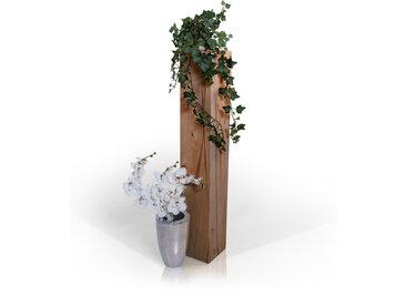 Blumensäule  /  Dekosäule, Material Massivholz, Fichte massiv,...