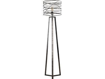 AYLIN Stehlampe groß mit Metallgeflecht