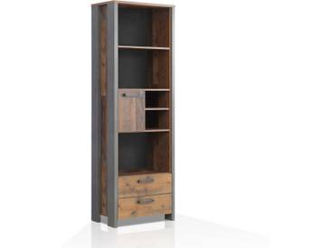 CASSIA Regal, Material Dekorspanplatte, Old Wood Vintage /...