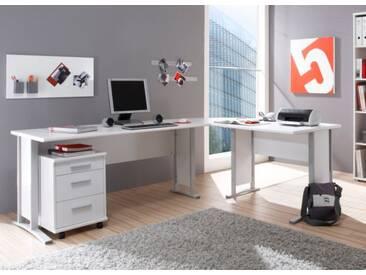 OFFICE LINE Winkelkombination, weiss