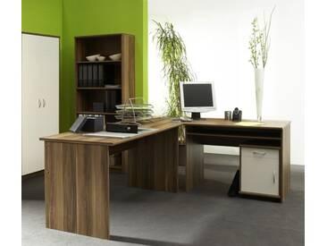 OFFICE COMPACT Winkelkombination, Material Dekorspanplatte,...