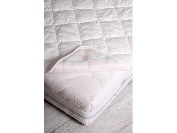 Unterbett / Matratzenauflage 90x220 Serie Moon für Matratzen / Wasserbetten