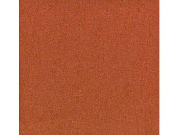 """Dekokissen Sofakissen Leinen """"Vera"""" 45x45 mit Reißverschluss -orange"""
