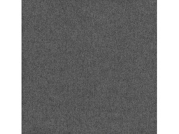 """Dekokissen Sofakissen Leinen """"Vera"""" 45x45 mit Reißverschluss -grau"""