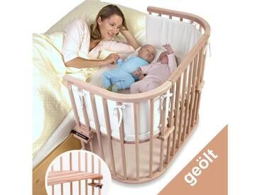 BABYBAY TOBI Babybay Maxi Beistellbett Buche auch für Zwillinge geeignet 160104