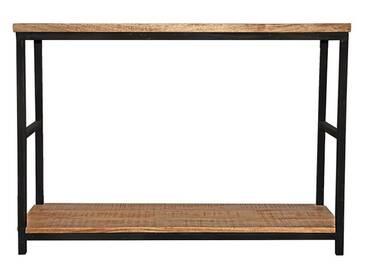 LABEL51 Sideboard Vintage Schwarz AP-13.010