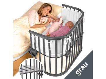 BABYBAY TOBI Babybay Maxi Beistellbett Buche auch für Zwillinge geeignet 160107